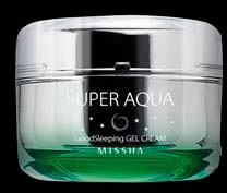 Super Aqua Good Sleeping Gel Cream