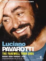 LUCIANO PAVAROTTI 7th April 2005