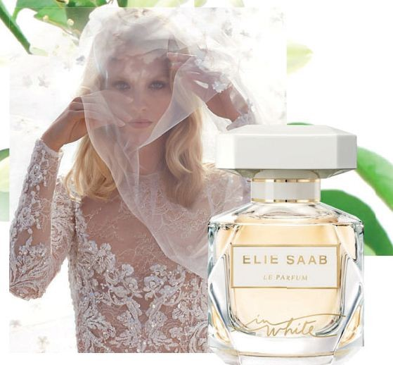 Le Parfum in White от Elie Saab