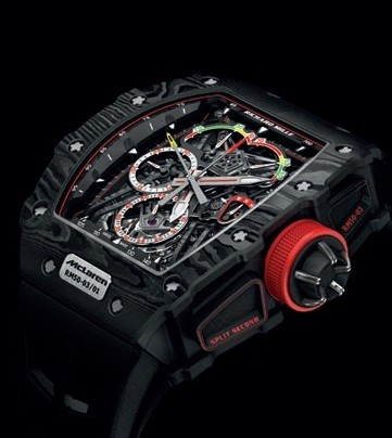 RM 50-03 Tourbillon Split-Seconds Chronograph Ultralight