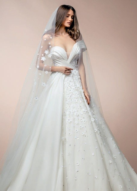 Pablo Plume by Esposa Wedding Dress