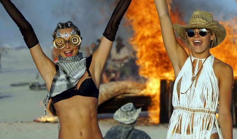 Арт-фестиваль Burning Man
