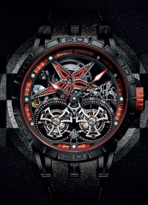 Excalibur Spider Pirelli by Roger Dubuis
