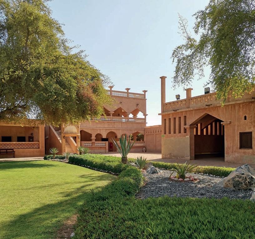 Дом-музей шейха Заеда