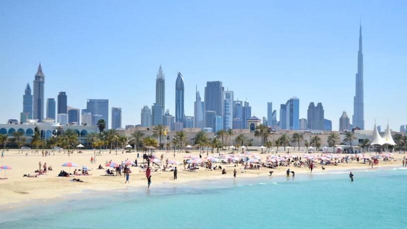 Власти Дубая выпустили новые инструкции для пляжников
