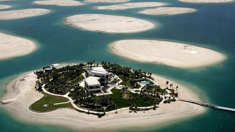 На искусственных островах в Дубае появится новый роскошный курорт в мальдивском стиле