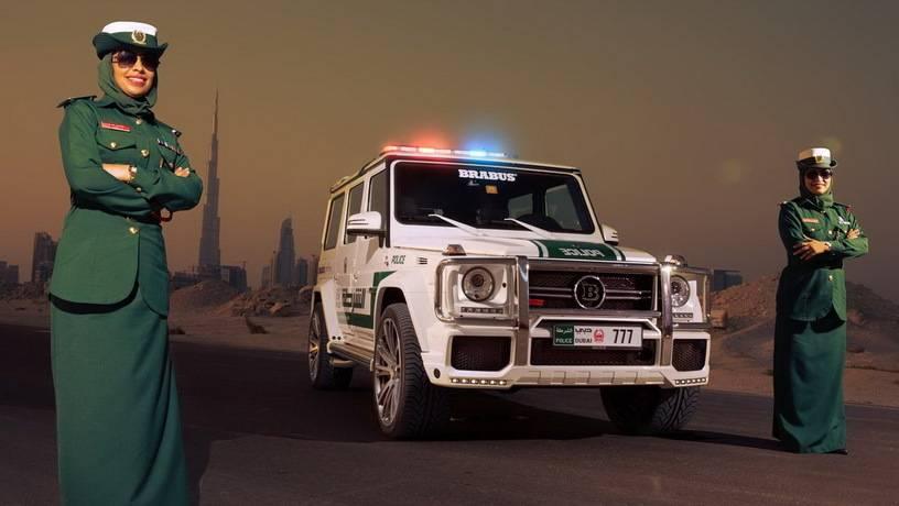 Арабские Эмираты снова вошли в тройку самых безопасных стран