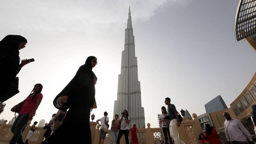 Небоскреб Burj Khalifa побил фоторекорд в Instagram