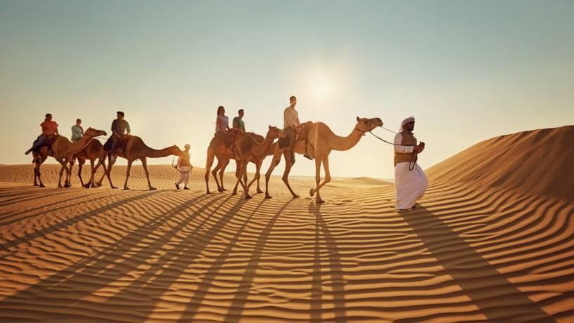 стремительный рост числа туристов из России в Абу-Даби