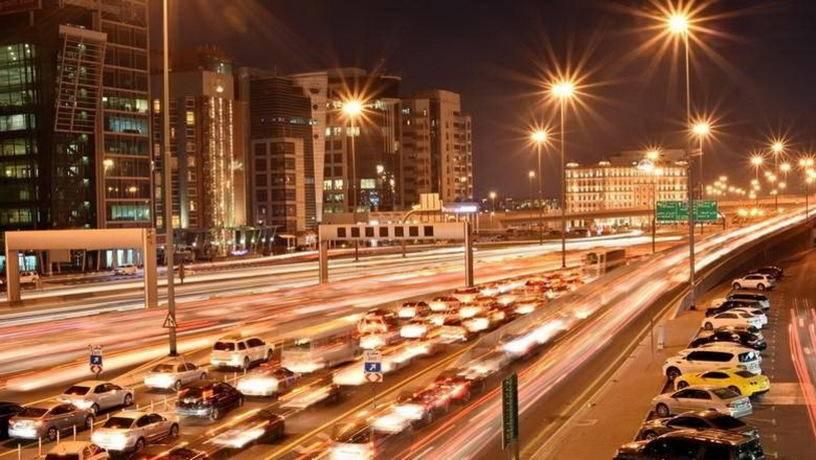 как фиксируются нарушения правил дорожного движения в оаэ
